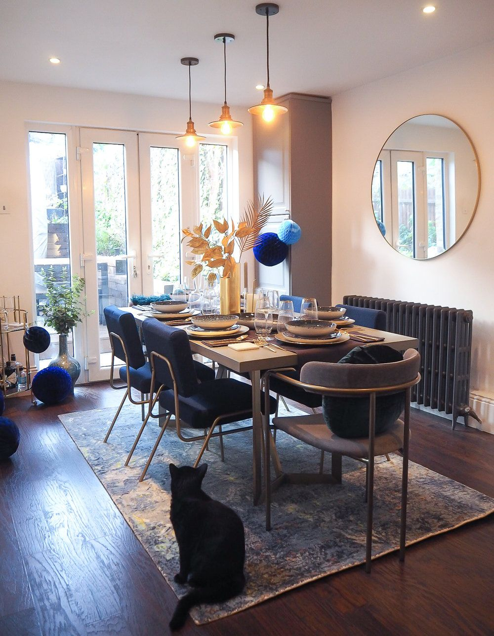 My Dining Table Update With West Elm Interior Design Dining Room