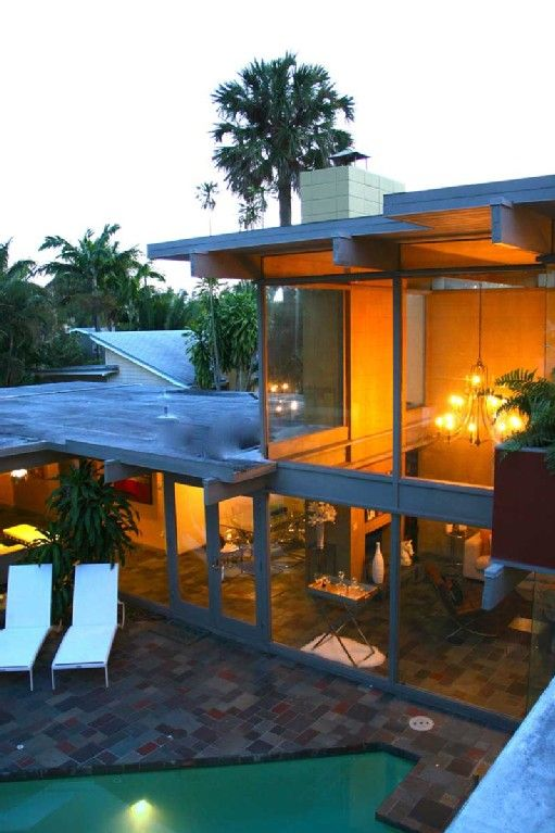 Fort Lauderdale House Rental Luxury 3 Bedroom Mid Century Home With Pool Loft Homeaway