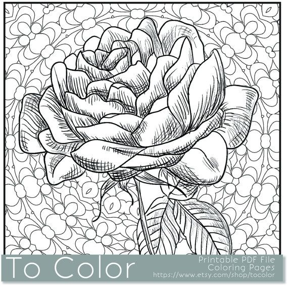 Coloring Pages Pdf Printable Printable Pdf Coloring Pages Coloring