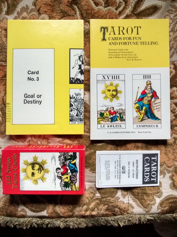 1jj swiss tarot card instructions