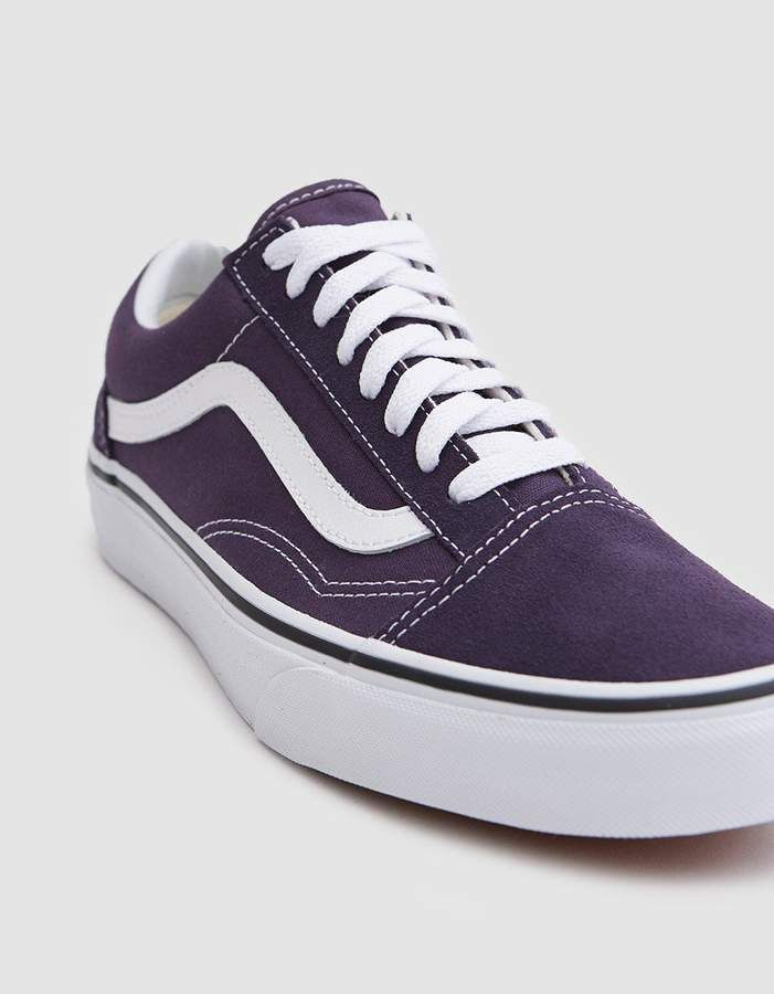 Vans Old Skool in Nightshade