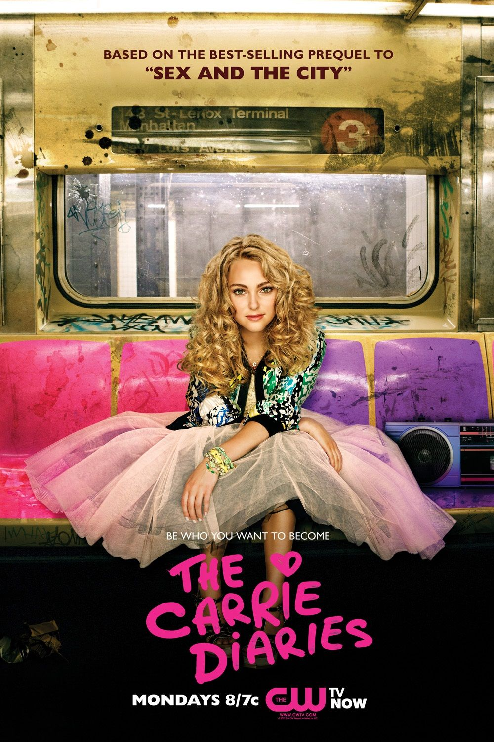 The Carrie Diaries newest poster! Get ready for the premiere on January 14th!