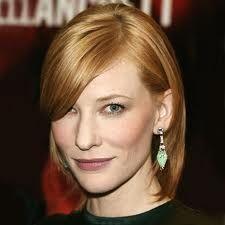 Cate Blanchett Strawberry Blonde Hair Styles Cate Blanchett