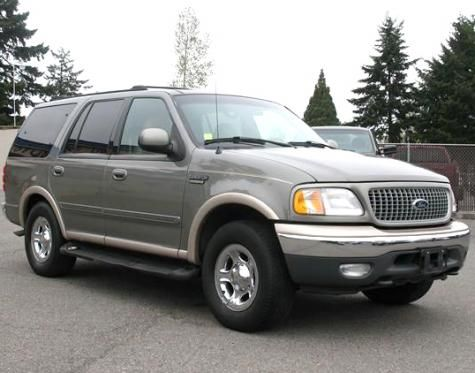 1999 Ford Expedition Ed Bauer Sport Suv 4995 For In Washington