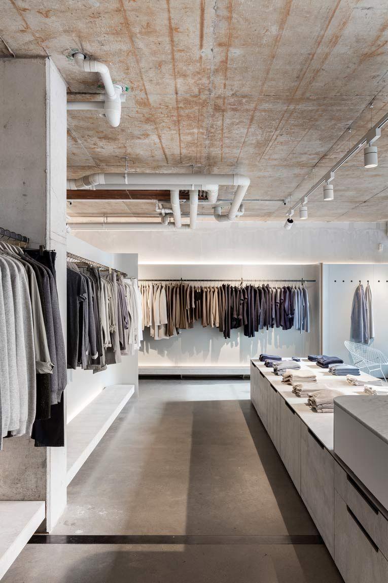 Sydney Jac Jack Store Opening Interieur Boutique Design Design Furniture