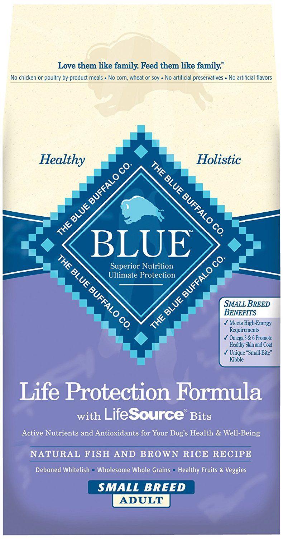 Blue buffalo blue life protection formula small breed