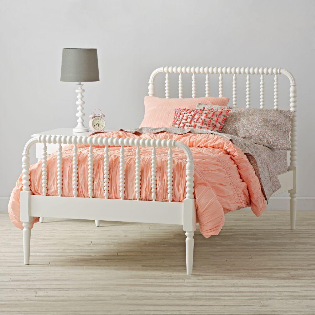 Full Jenny Lind White Bed The Land Of Nod