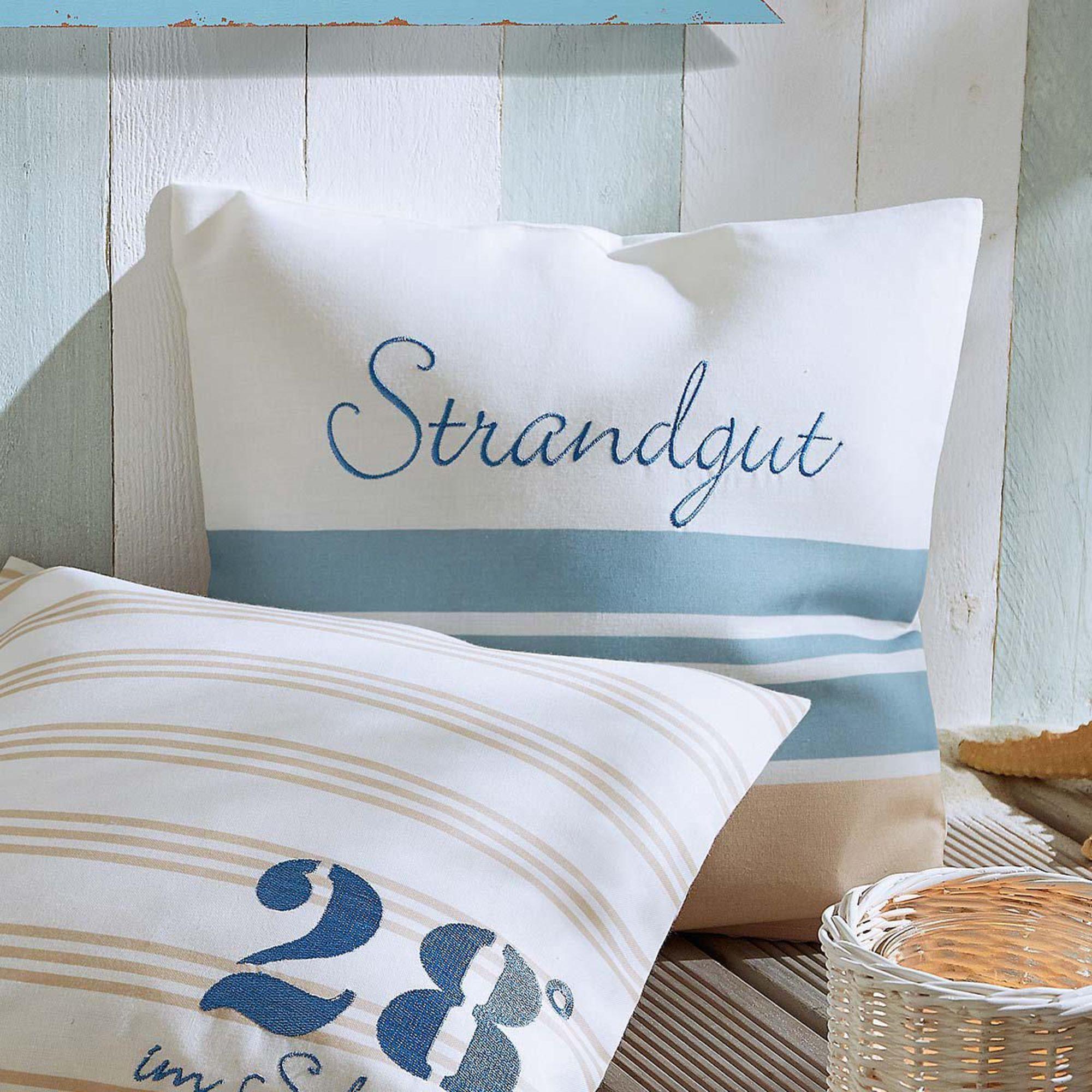 superb einfache dekoration und mobel heimtextilien #2: Kissenhülle Strandgut | Kissen | Heimtextilien | Dekoration