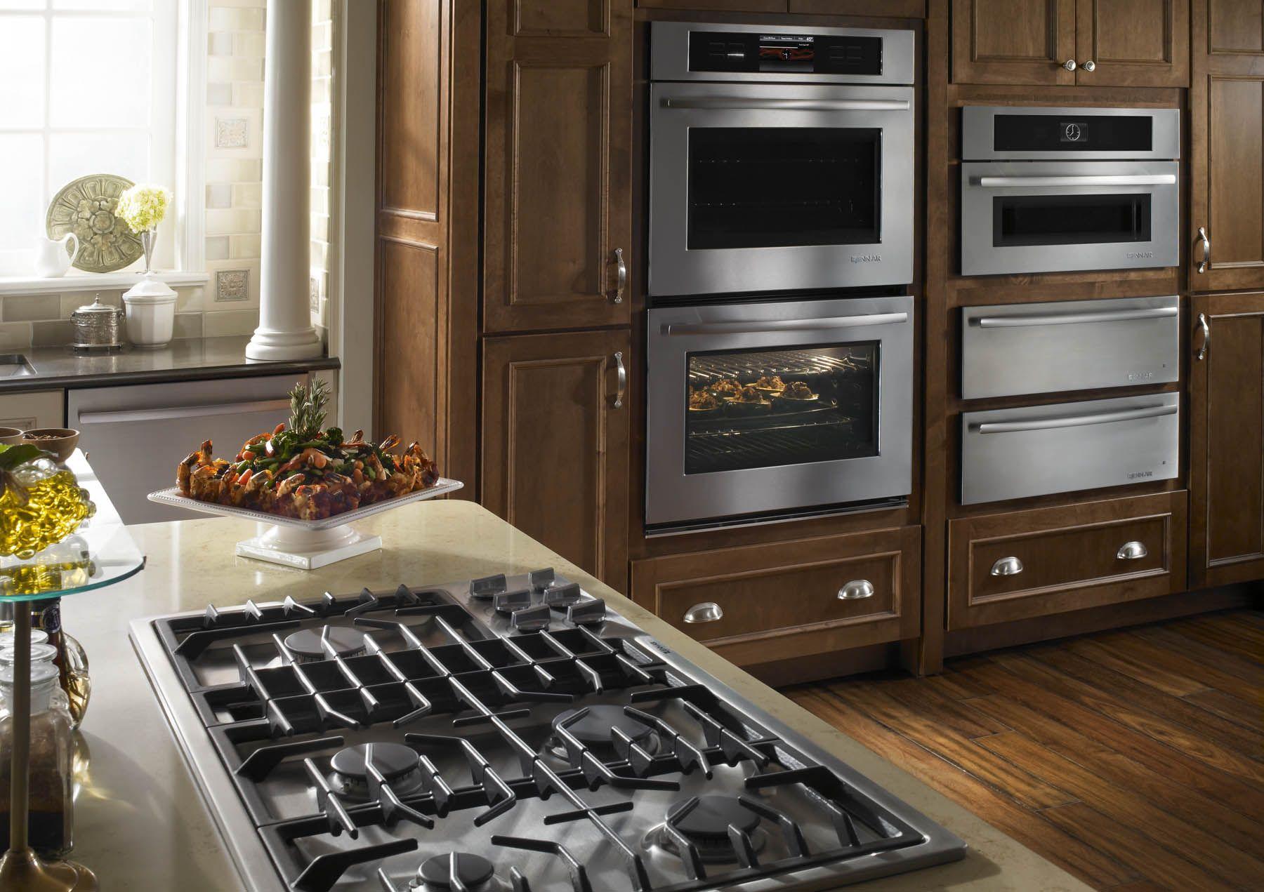 a beautiful jenn air kitchen kitchen inspiration pinterest