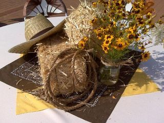 centerpiece ideas for western theme party - Google Search & centerpiece ideas for western theme party - Google Search | Parties ...