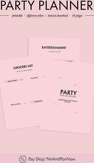 Photo of Wedding Planner Checklist Printable Party Planning 33+ Ideas,  #Checklist #ideas #party #plan…