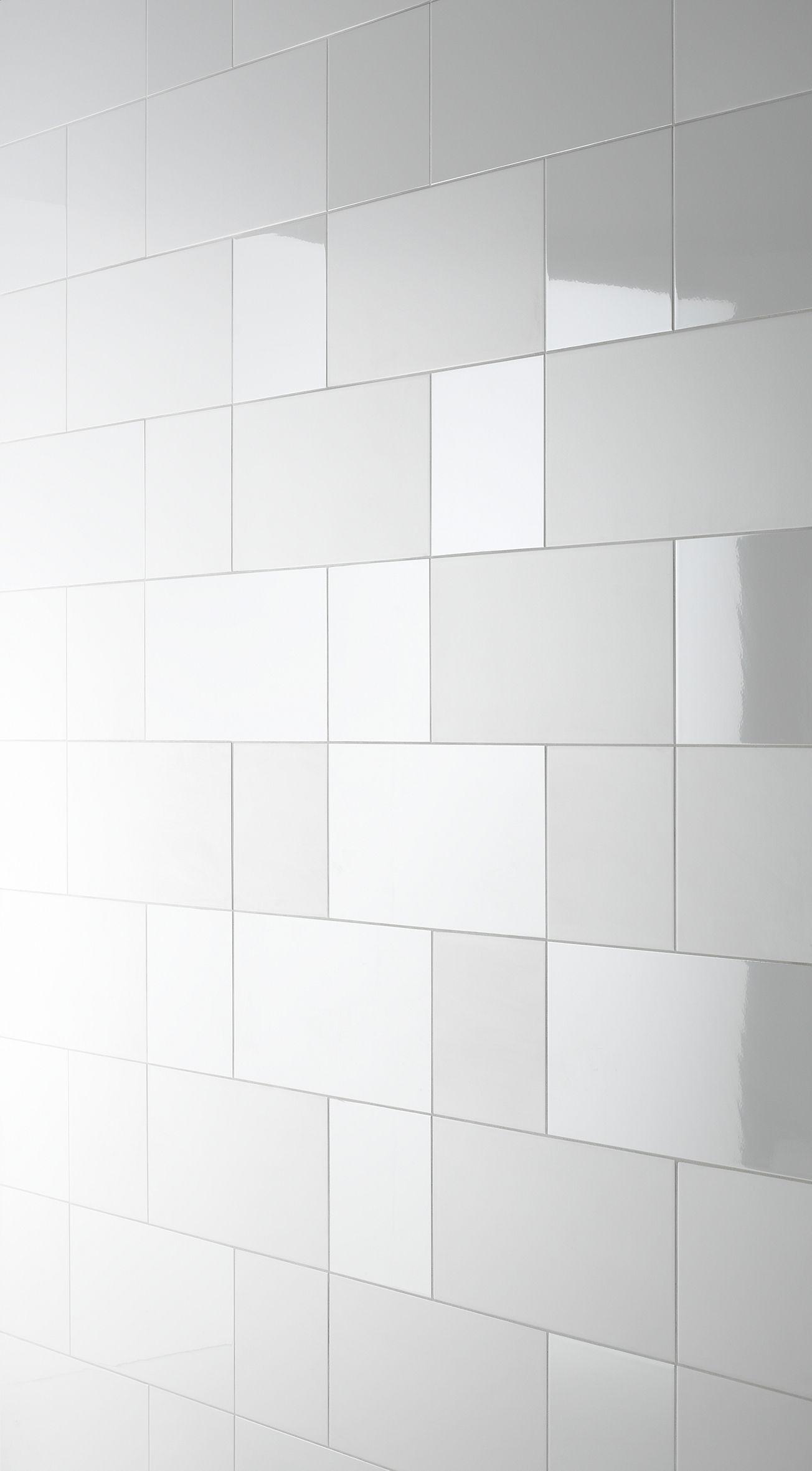 Witte Wandtegel