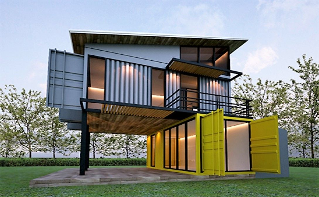 Container House Project Container House Design Container House Interior Building A Container Home