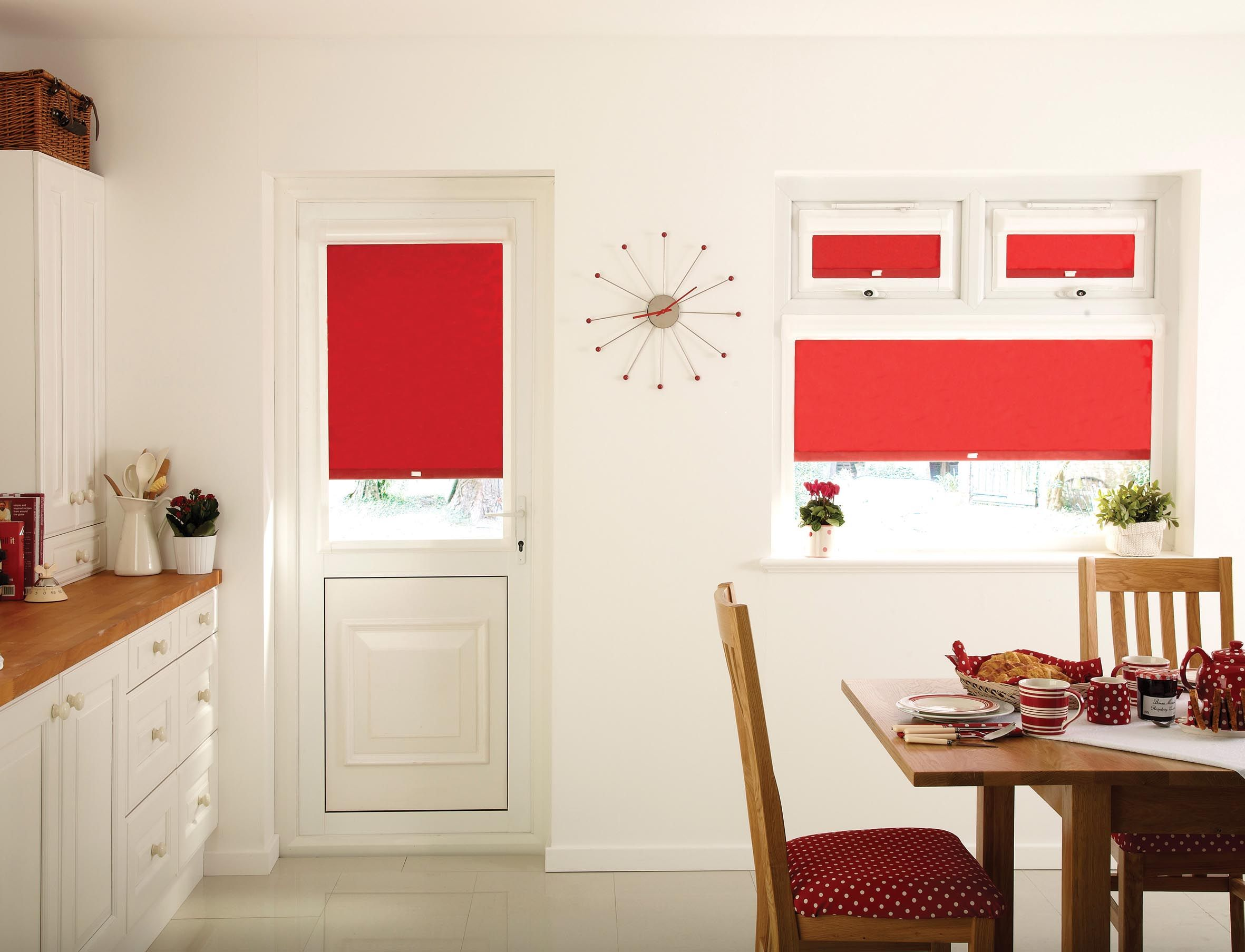 Red Roller Blinds Kitchen 17 Best Images About Perfect Fit Blinds On Pinterest Newquay Fc