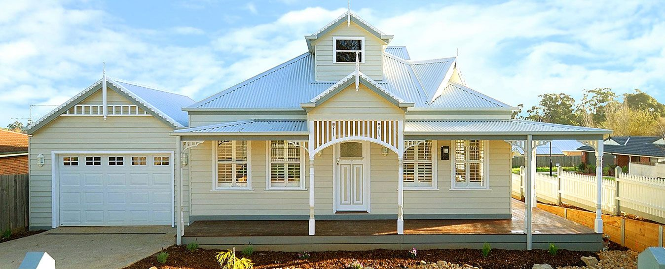 Country Style Home Kits House Design Plans