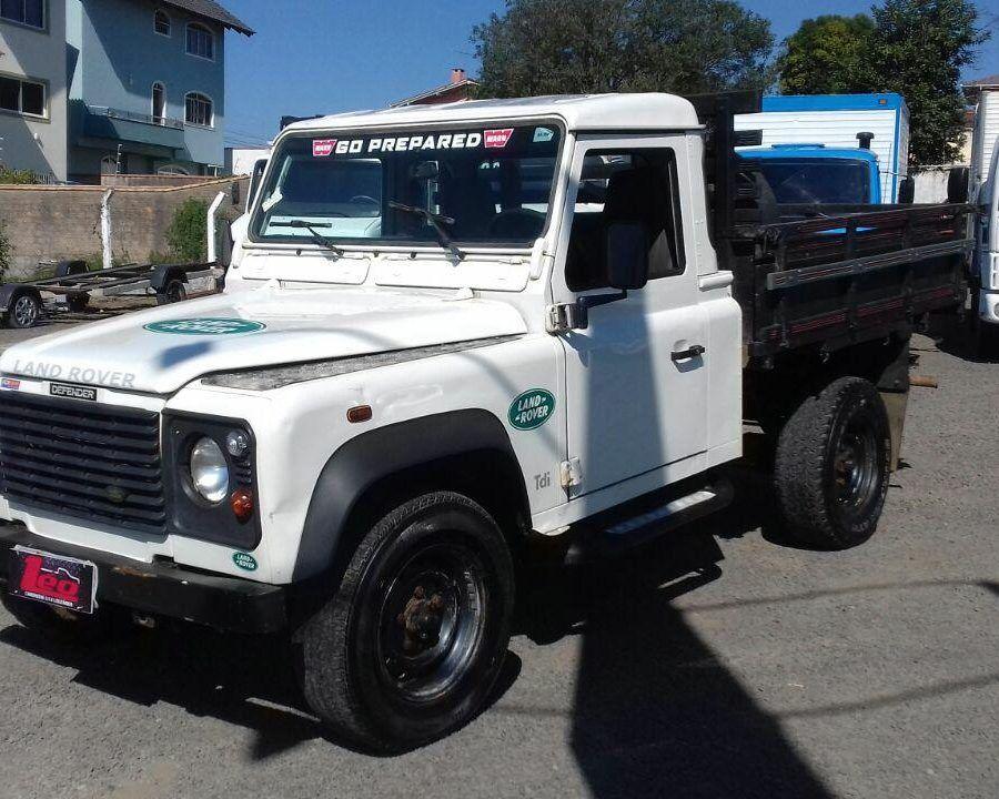Classificados 4x4 Land Rover Defender 110 Land Rover Defender Land Rover