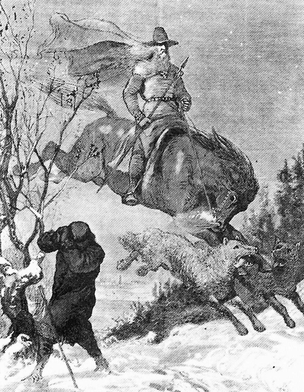 ODIN.jpg (1241×1600) | Christmas | Pinterest | Norse mythology and ...