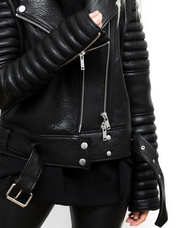 F I G T N Y Style Fashion Leather Jacket [ 1500 x 1200 Pixel ]