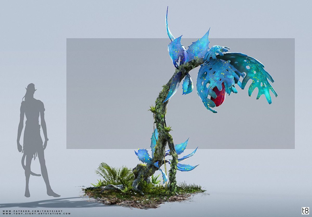 Pin By Martin Eden On Avatar 2009 In 2021 Alien Concept Art Environmental Art Environment Concept Art