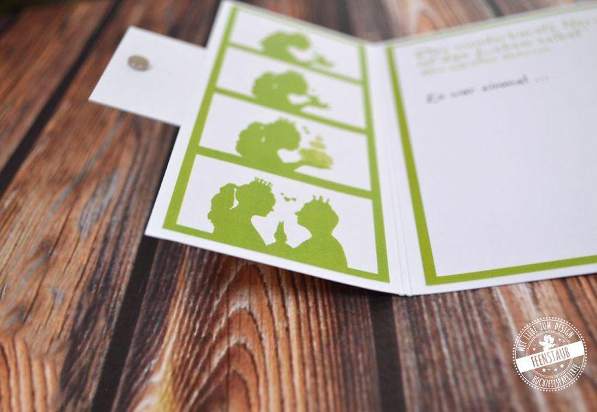Froschkonig Hochzeitseinladung Froschkonig Karte Hochzeit