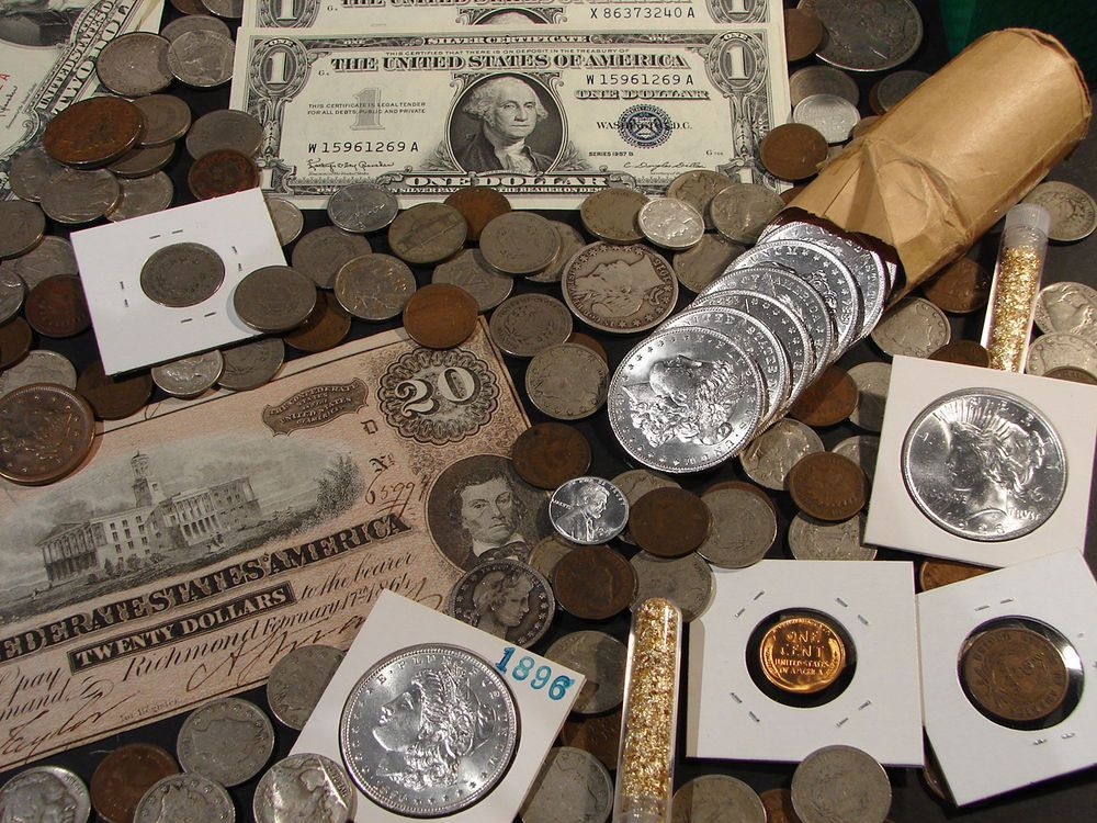 Coin Collection For Sale >> Old Us Coin Collection For Sale Gold Silver Bullion