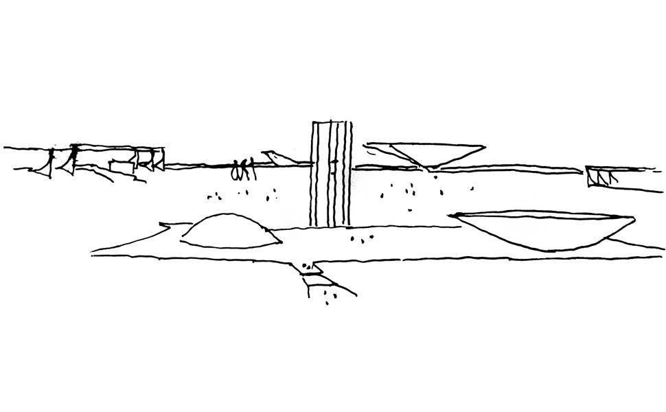Acervo Oscar Niemeyer Obras De Oscar Niemeyer Oscar Niemeyer E