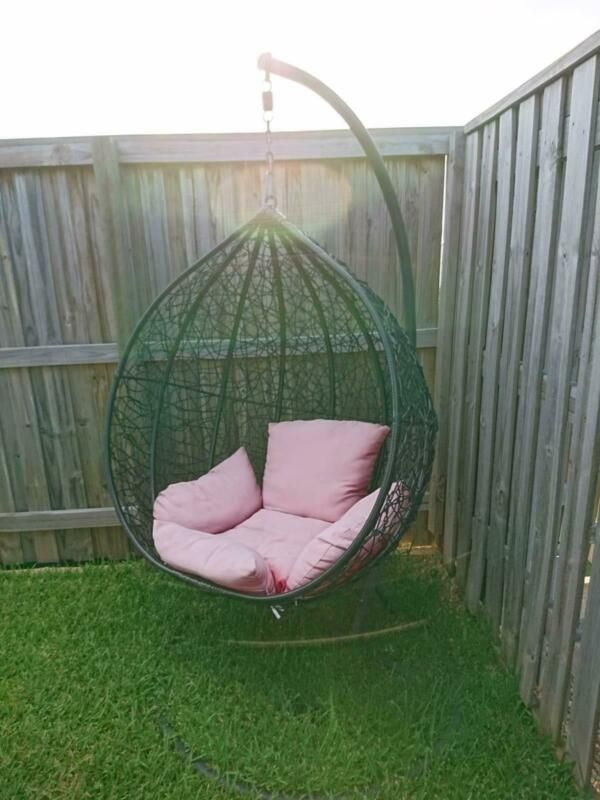 Pin By Koushik Mukherjee On Home Library In 2020 Rattan Egg Chair Chair Outdoor Furniture Chairs