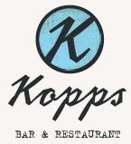 Kopps in Berlin. Brunch on weekends. Vegan