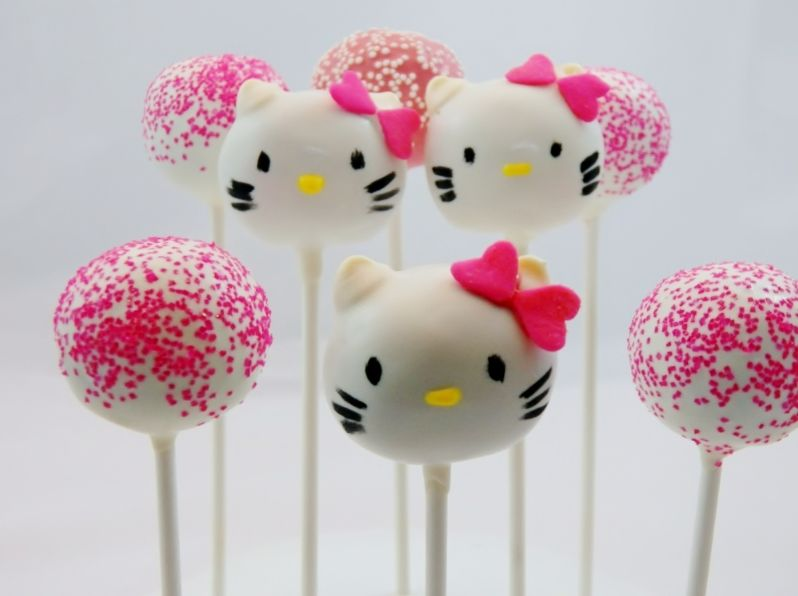 Hello Kitty Theme Party Time for the Holidays Time for the