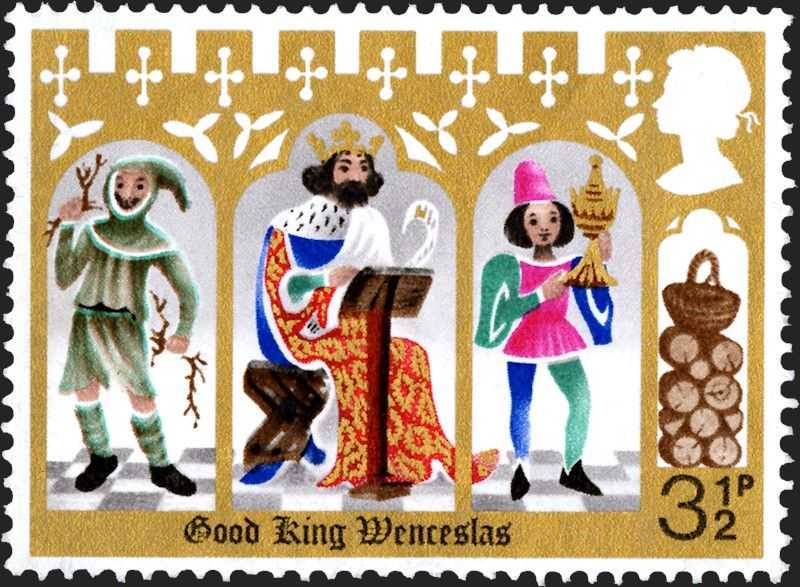 Royal Mail Special Stamps in 2020 Christmas stamps