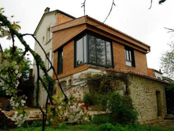 Surélévation - Kanopy, constructeur de maison en bois à Niort, La