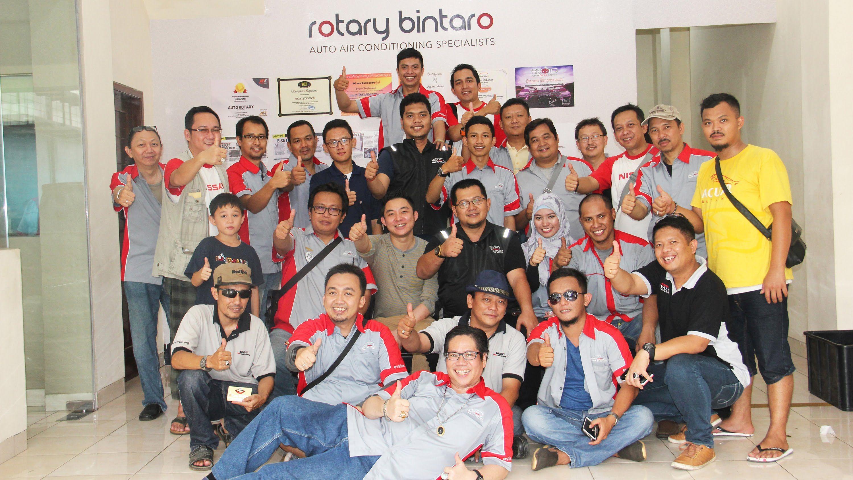 Kopdar & Coaching Clinic NEC By Rotary Bintaro