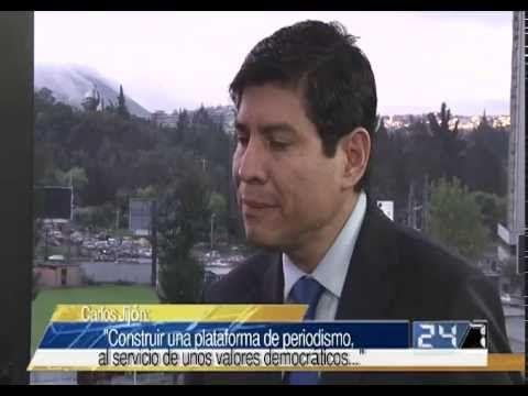 La República EC:Entrevista a Carlos Jijón | Imperios del Gonza