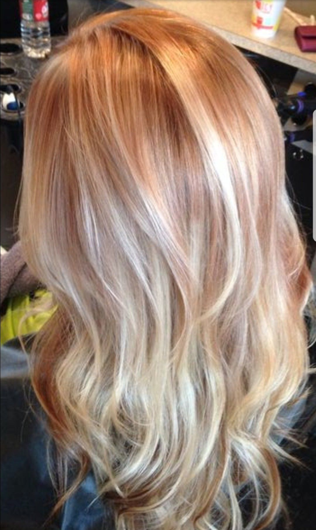 Strawberry Blonde Ginger Hair With Highlights Viral And Trend In 2020 Blonde Hair With Highlights Hair Highlights Hair
