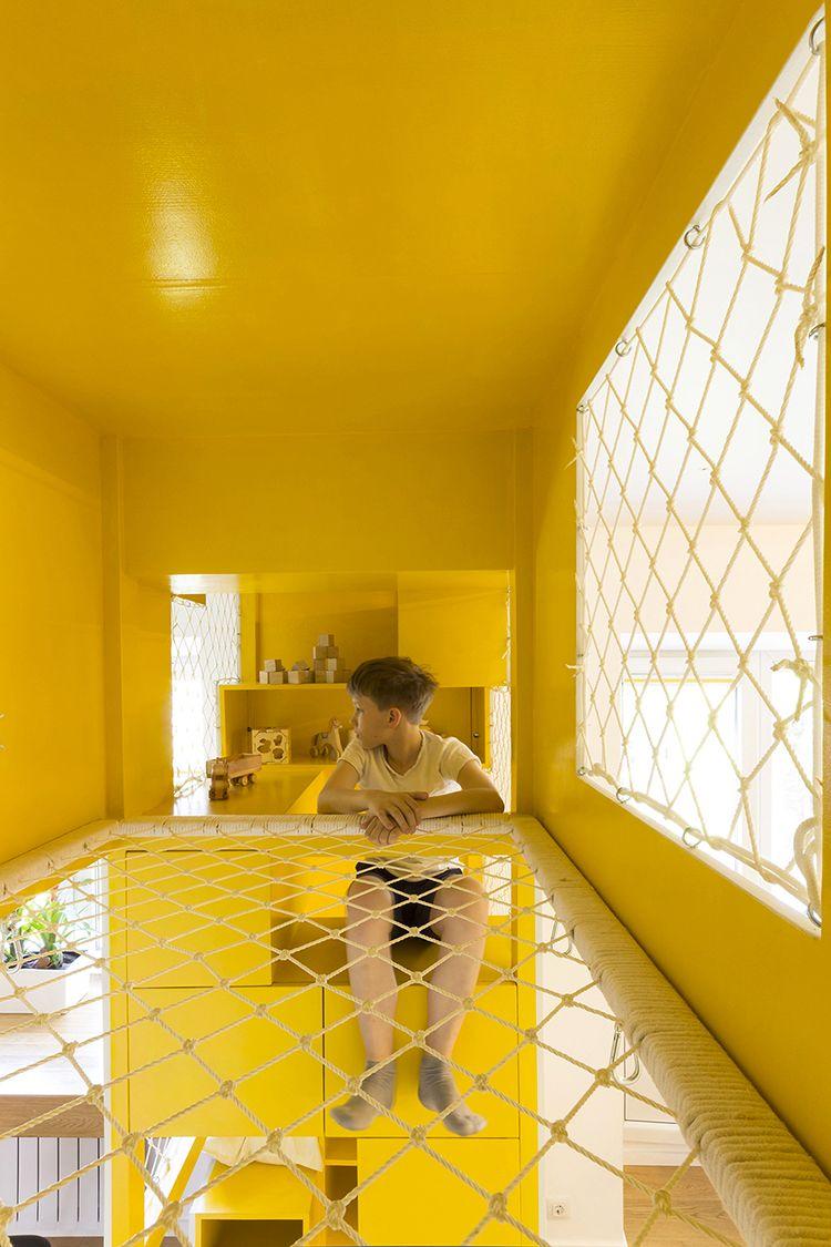 Indoor Spielplatz zu Hause - Räume mit individuellem Design | Дизайн ...