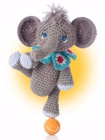 Muñecos Tejidos A Crochet Patrones Gratis Y Sencillos