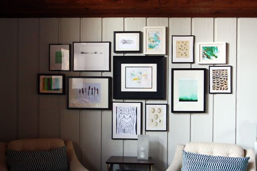 wall frame gallery Apt Pinterest Gallery wall, Walls and Galleries