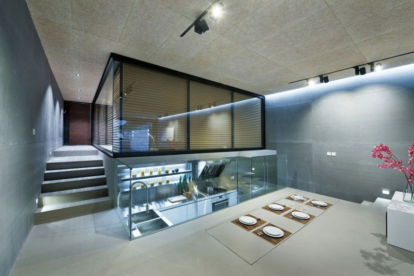 Gallery Of House In Sai Kung Millimeter Interior Design