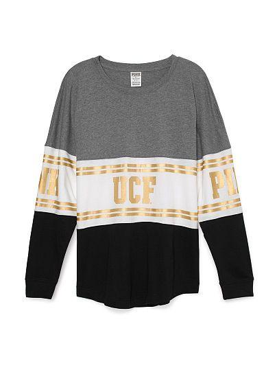 NCAA University of Central Florida Girls Tee and Skirt Set