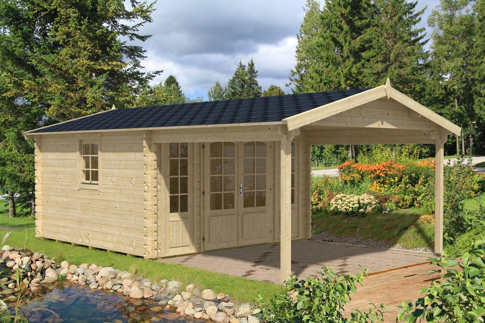 Gartenhaus Spessart ISO Outdoor structures, Outdoor, Shed