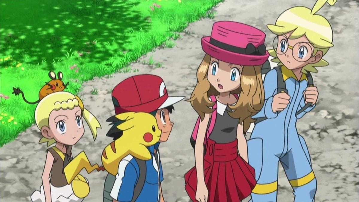 セレナbot (Serena Bot) (@serena_pokeXY) / Twitter in 2020 | Anime, Pokemon, Anime