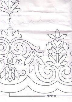 Resultado De Imagen De Dibujos De Mantillas Patrones De Bordado Corazones Bordados Disenos De Arte Bordados A Mano