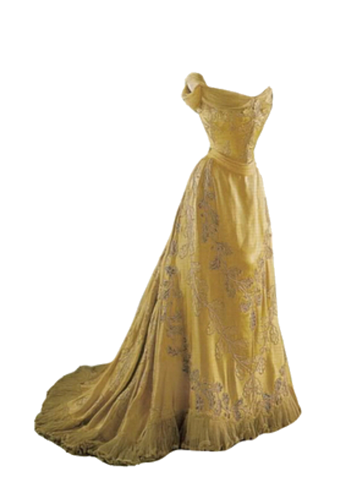 Yellow Dress Polyvore Moodboard Filler Gown Princess Outfits Pretty Outfits Yellow Fashion