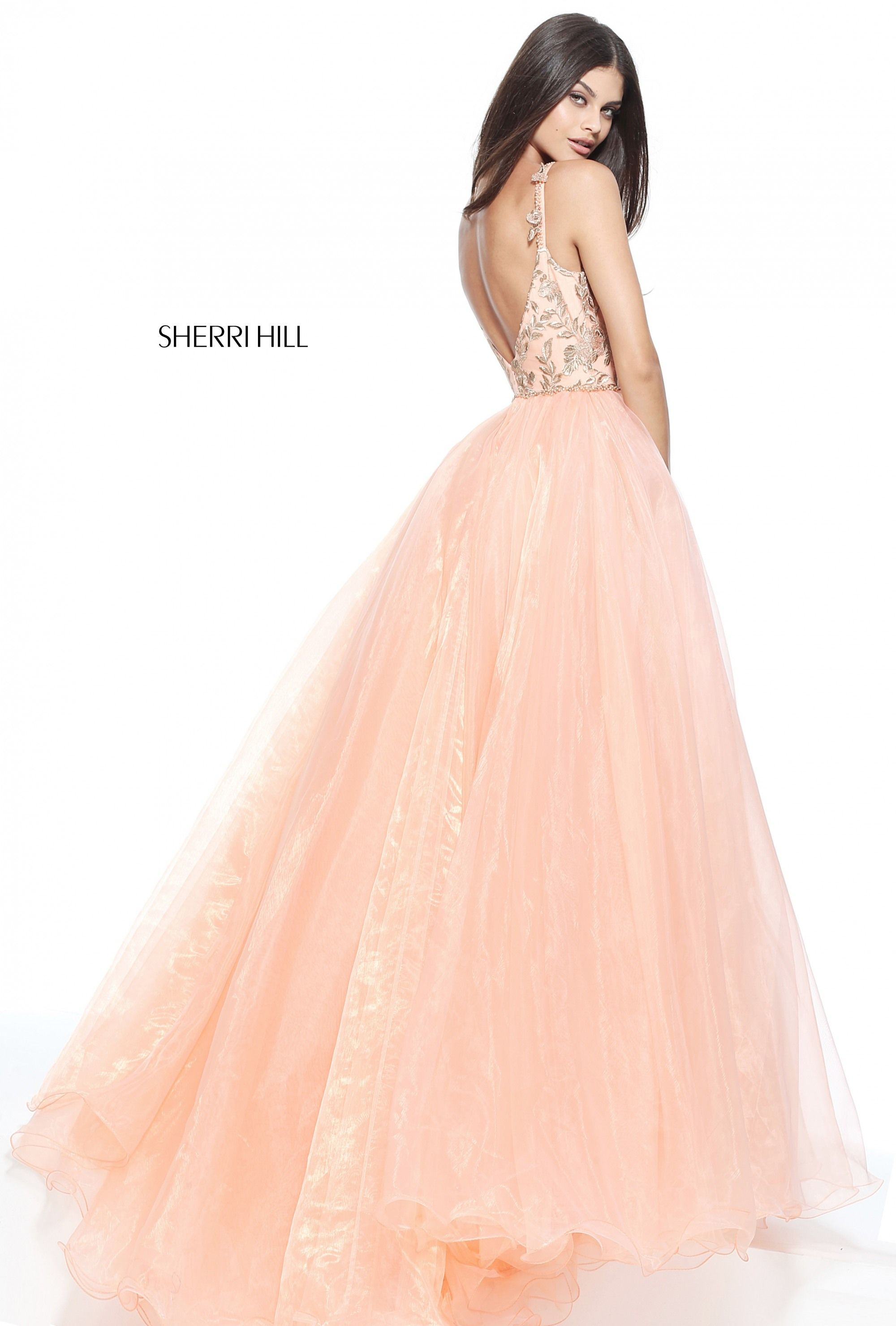 Style in recrown pinterest sherri hill prom