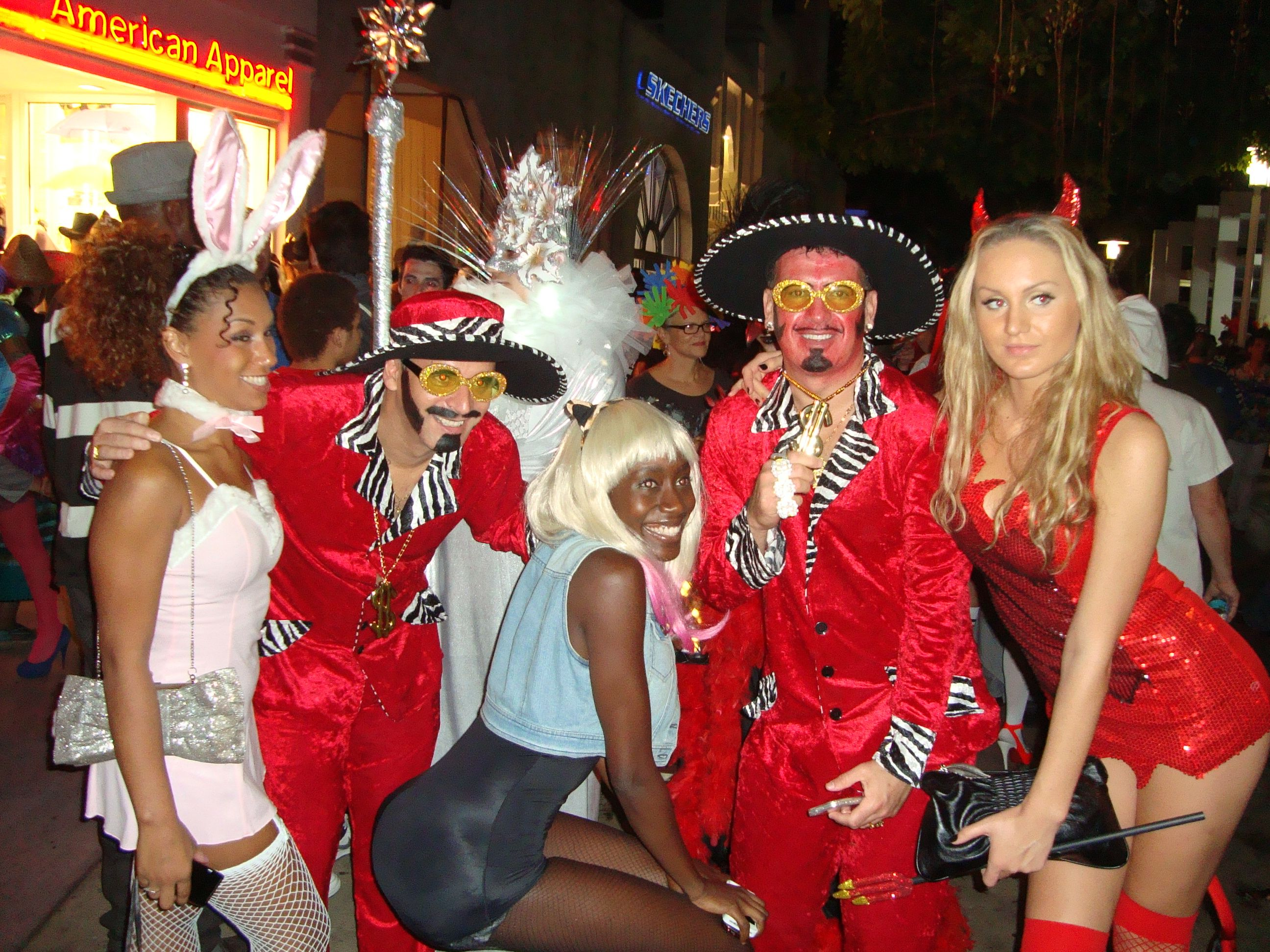 Lincoln Rd Halloween Party, Miami Beach FL | Why I Love Miami ...