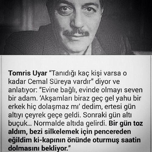 Tomris Uyar Cemal Süreya Sayings Literature Quotes Ve Poetry
