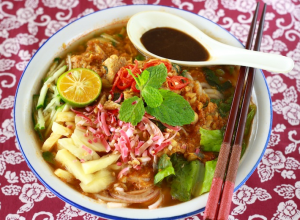 Penang assam laksa grab your free recipe http penangs famous asam laksa family recipe on season with spice forumfinder Gallery
