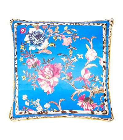 Roberto Cavalli Home Beethoven Silk Cushion (40cm x 40cm) available to buy at Harrods. Shop designer fashion online and earn Rewards points.