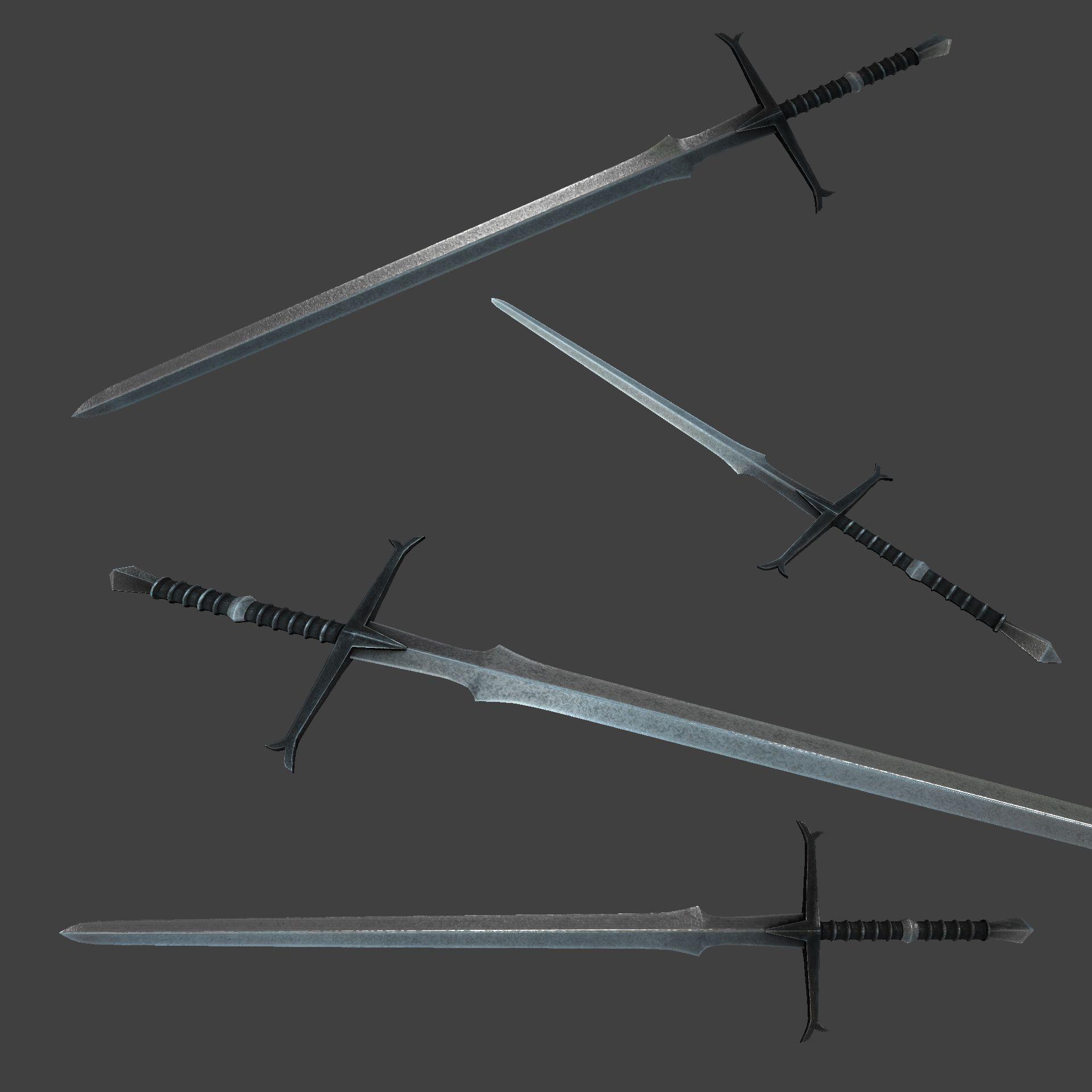 Steam Workshop :: Winged Wraith (Greatsword) | GeekArt in