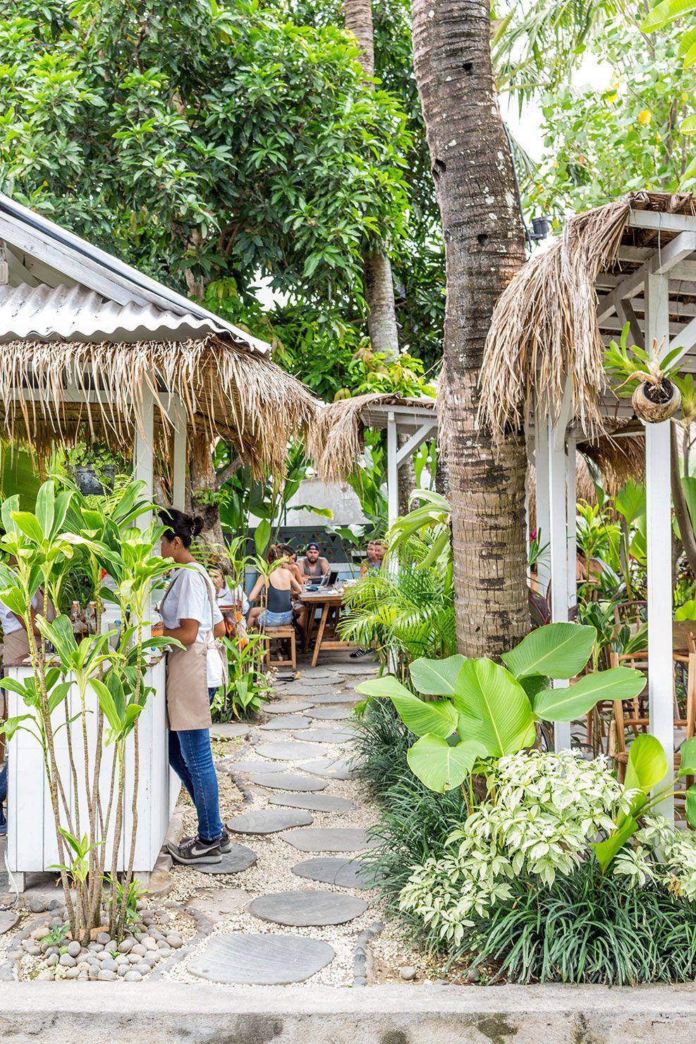 Best Cafes In Bali Bali Interiors Outdoor Restaurant Design Outdoor Cafe Outdoor Restaurant Patio Backyard garden healthy drinks cafe